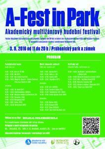 letak_A-Fest in Park_CZ