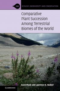 Obálka knihy Comparative Plant Succession among Terrestrial Biomes of the World